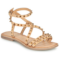 Zapatos Mujer Sandalias Les Petites Bombes BEATA Beige