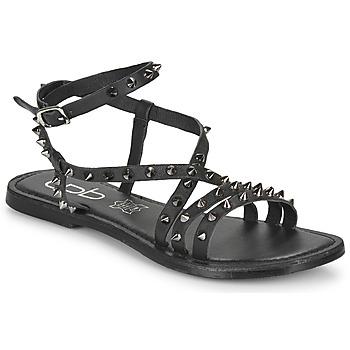 Zapatos Mujer Sandalias Les Petites Bombes BEATA Negro
