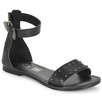 Zapatos Mujer Sandalias Les Petites Bombes BRANKA Negro