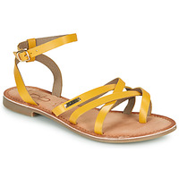 Zapatos Mujer Sandalias Les Petites Bombes BERYLE Amarillo