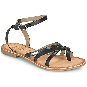 Zapatos Mujer Sandalias Les Petites Bombes BERYLE Negro