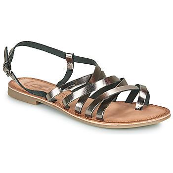 Zapatos Mujer Sandalias Les Petites Bombes BRENDA Gris