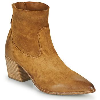Zapatos Mujer Botines Moma OSTUNI Marrón