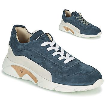Zapatos Hombre Zapatillas bajas Moma NEW-CASTLE Azul