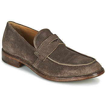 Zapatos Hombre Mocasín Moma NOTTINGHAM Marrón