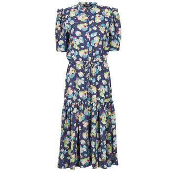 textil Mujer Vestidos largos Lauren Ralph Lauren BAYZEE Multicolor