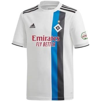 textil Niño Camisetas manga corta adidas Originals  Blanco