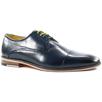 Zapatos Hombre Derbie Parodi Shoes BARTOLOMEO Azul