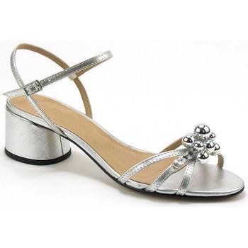 Zapatos Mujer Sandalias Parodi Passion 73/2339/03 Plata