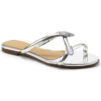Zapatos Mujer Zuecos (Mules) Parodi Passion 73/3336/06 Plata