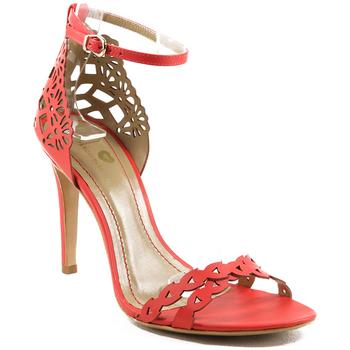 Zapatos Mujer Sandalias Parodi Passion 73/2012/01 Rojo