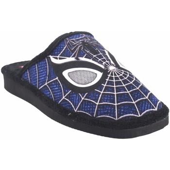 Zapatos Hombre Pantuflas Gema Garcia Ir por casa caballero  2306-6 azul Azul