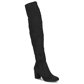 Zapatos Mujer Botas urbanas Minelli HALINA Negro