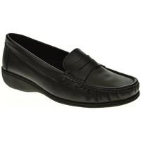 Zapatos Mujer Mocasín Duendy MOCASIN MUJER  NEGRO Negro