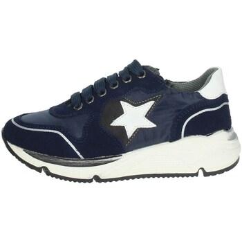 Zapatos Niños Zapatillas bajas Asso AG-8704 Azul