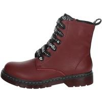Zapatos Niña Botas de caña baja GaËlle Paris G-450A Bordeaux