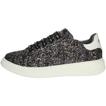 Zapatos Mujer Zapatillas bajas GaËlle Paris G-405 Negro