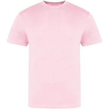 textil Hombre Camisetas manga corta Awdis JT100 Rojo