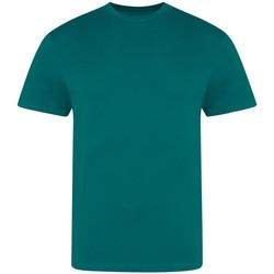 textil Hombre Camisetas manga corta Awdis JT100 Verde