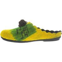 Zapatos Mujer Pantuflas Marpen Zapatillas de Casa  Princesa Leia Amarillo
