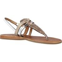 Zapatos Mujer Sandalias Les Tropéziennes par M Belarbi C12300BARAKA Plata