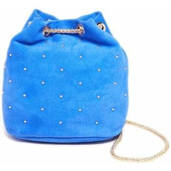 Bolsos Mujer Bolso para llevar al hombro Maison Heritage JULIE Bleu marine