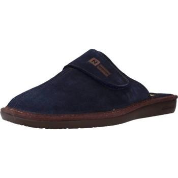 Zapatos Hombre Pantuflas Nordikas 375 Azul