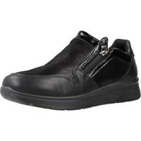 Zapatos Mujer Mocasín Imac 607960 Negro