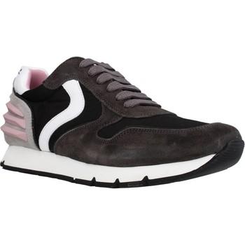 Zapatos Niña Zapatillas bajas Voile Blanche LIAM POWER LACCIO Negro