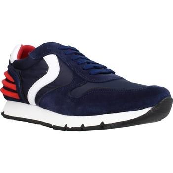 Zapatos Niño Zapatillas bajas Voile Blanche LIAM POWER LACCIO Azul