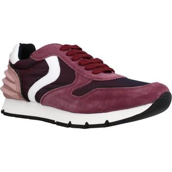 Zapatos Niña Zapatillas bajas Voile Blanche LIAM POWER LACCIO Rojo