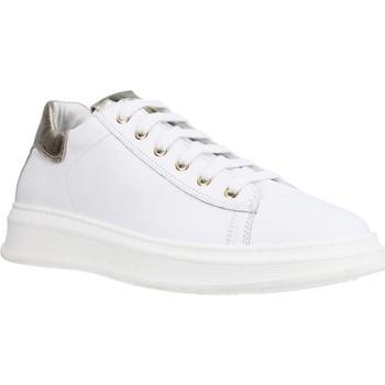 Zapatos Niña Zapatillas bajas Naturino PORTER Blanco