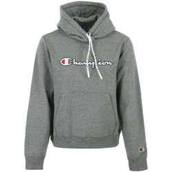 textil Mujer Sudaderas Champion Hooded Sweatshirt Wn's Gris