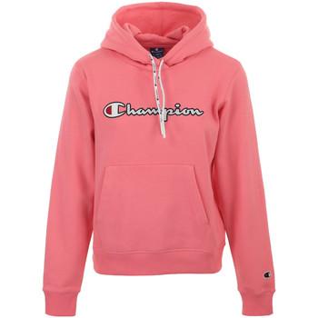 textil Mujer Sudaderas Champion Hooded Sweatshirt Wn's Rosa