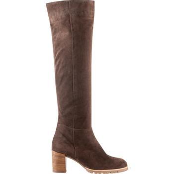 Zapatos Mujer Botas a la rodilla Högl Candice Marrón oscuro Brown