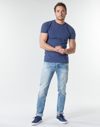 textil Hombre Vaqueros rectos Replay WIKKBI Super / Light / Azul