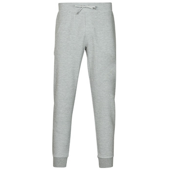 textil Hombre Pantalones de chándal Polo Ralph Lauren PANTALON DE JOGGING EN DOUBLE KNIT TECH LOGO PONY PLAYER Gris
