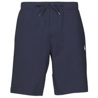 textil Hombre Shorts / Bermudas Polo Ralph Lauren SHORT DE JOGGING EN DOUBLE KNIT TECH LOGO PONY PLAYER Marino