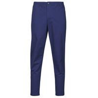 textil Hombre Pantalones con 5 bolsillos Polo Ralph Lauren PANTALON CHINO PREPSTER AJUSTABLE ELASTIQUE AVEC CORDON INTERIEU Marino