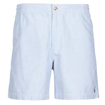 textil Hombre Shorts / Bermudas Polo Ralph Lauren SHORT PREPSTER AJUSTABLE ELASTIQUE AVEC CORDON INTERIEUR LOGO PO Azul