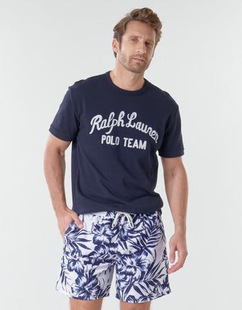 Polo Ralph Lauren T-SHIRT COL ROND EN COTON AVEC POLO RALPH LAUREN SIGNATURE