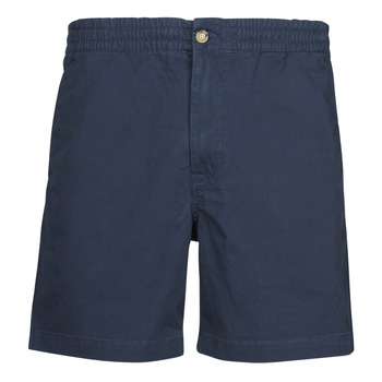 textil Hombre Shorts / Bermudas Polo Ralph Lauren SHORT PREPSTER AJUSTABLE ELASTIQUE AVEC CORDON INTERIEUR LOGO PO Marino