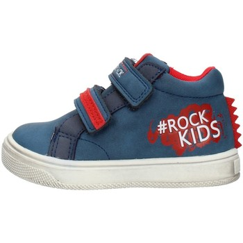 Zapatos Niño Zapatillas altas Lumberjack SB55012004S03 Azul