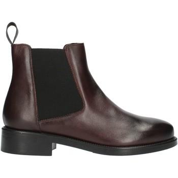 Zapatos Mujer Botas de caña baja Frau 98L3 Burdeos