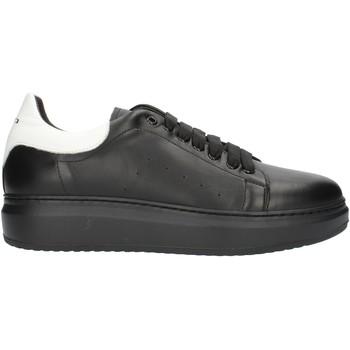 Zapatos Hombre Zapatillas bajas Exton 955PE2020 Negro