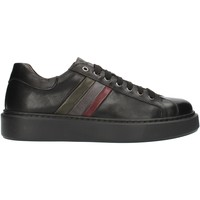 Zapatos Hombre Zapatillas bajas Exton 888 Negro