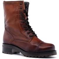 Zapatos Mujer Botines Yolanda Confort IB16315 Beige