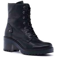 Zapatos Mujer Botines Yolanda Confort IB20231 Negro