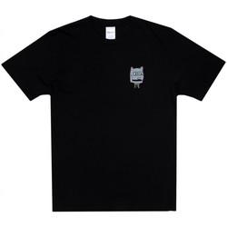 textil Hombre Camisetas manga corta Ripndip Bionic nerm tee Negro