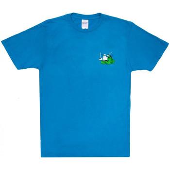 textil Hombre Camisetas manga corta Ripndip Teenage mutant tee Azul